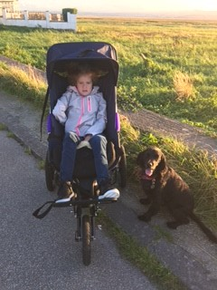 BUGGY BOOST MEANS MUM CAN SAY 'YES' - Newlife Charity News