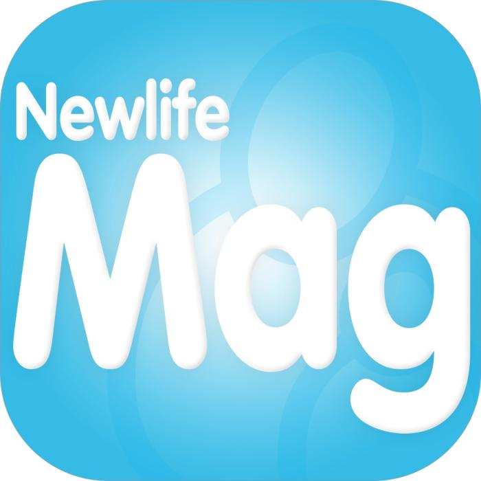 THE NEWLIFE MAGAZINE HAS ARRIVED