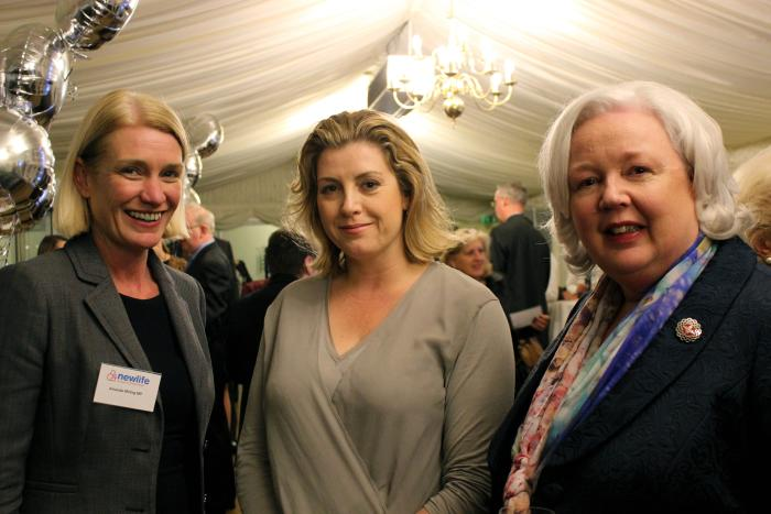 NEWLIFE CELEBRATES AT HOUSES OF PARLIAMENT