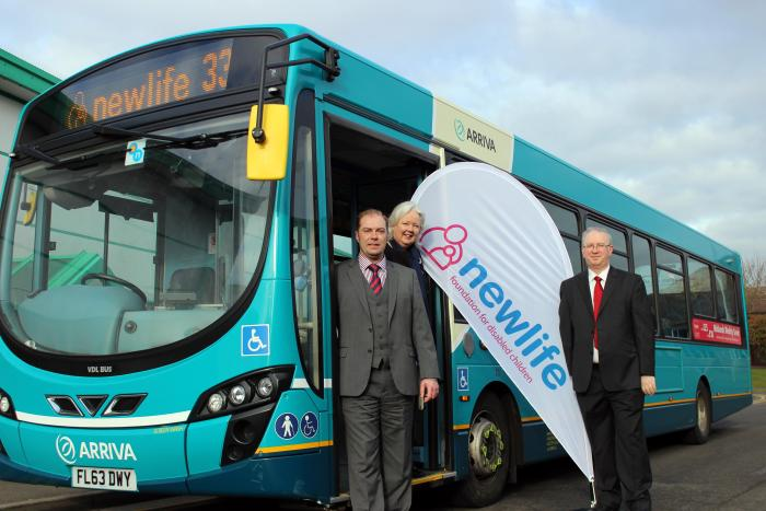 NEW BUS LINK TO STORES OFFERS GENUINE RETAIL THERAPY