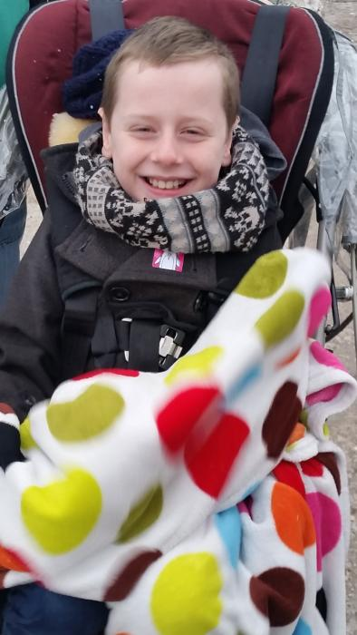 SAFETY BED MEANS RESPITE CARE FOR JACOB