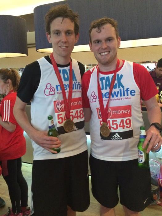 WOULD YOU LIKE TO CHANGE A CHILD'S LIFE BY RUNNING IN THE LONDON MARATHON 2017?